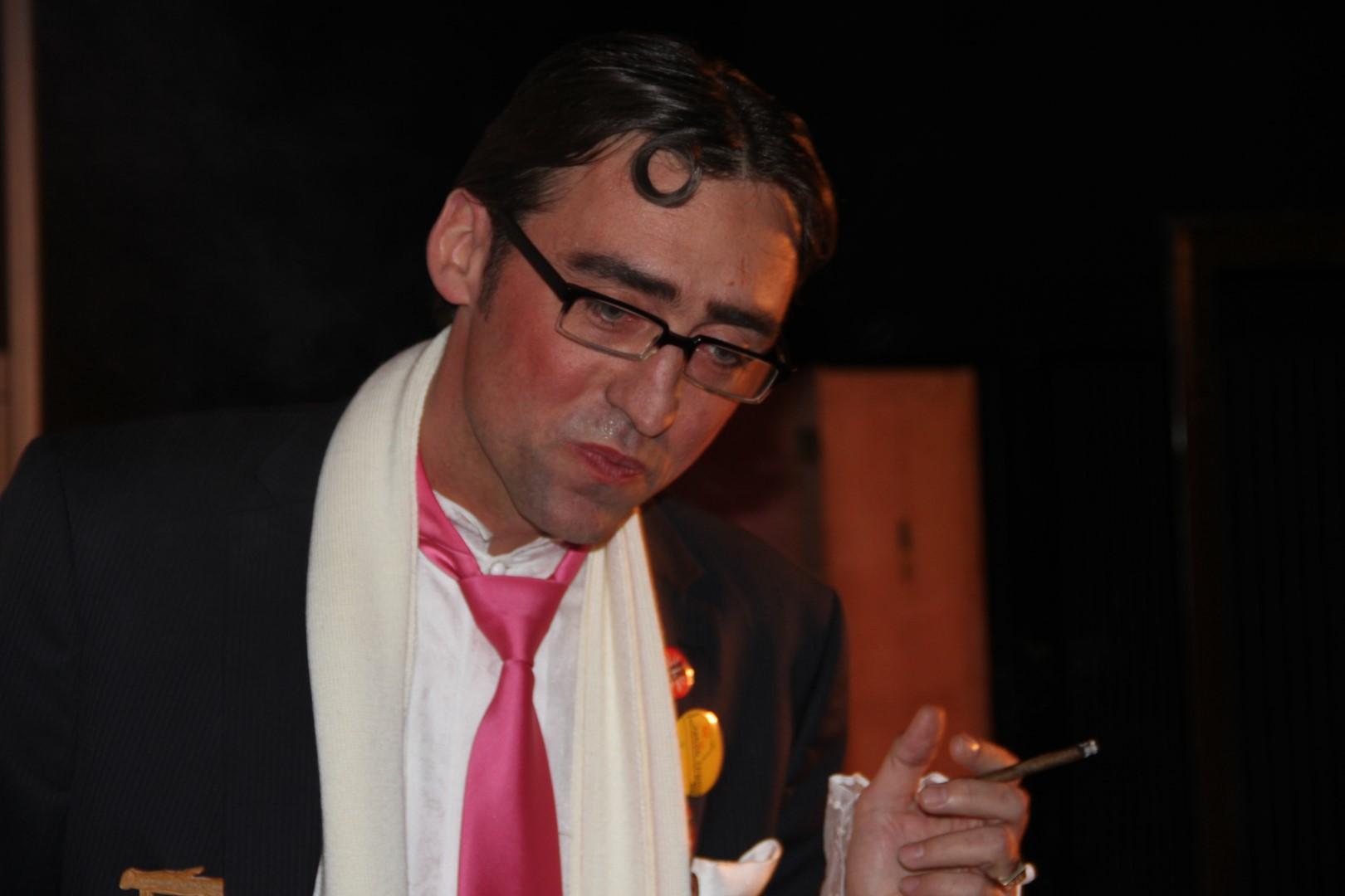 """2012: """"Monsieur De Bonnefoy"""" in """"Der eingebildete Kranke"""""""