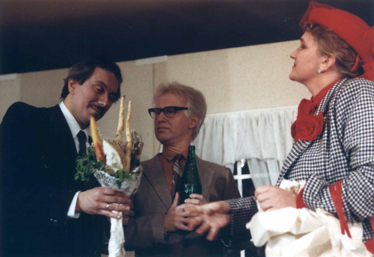 """1989: """"Amalie"""" in """"Der Meisterboxer"""""""
