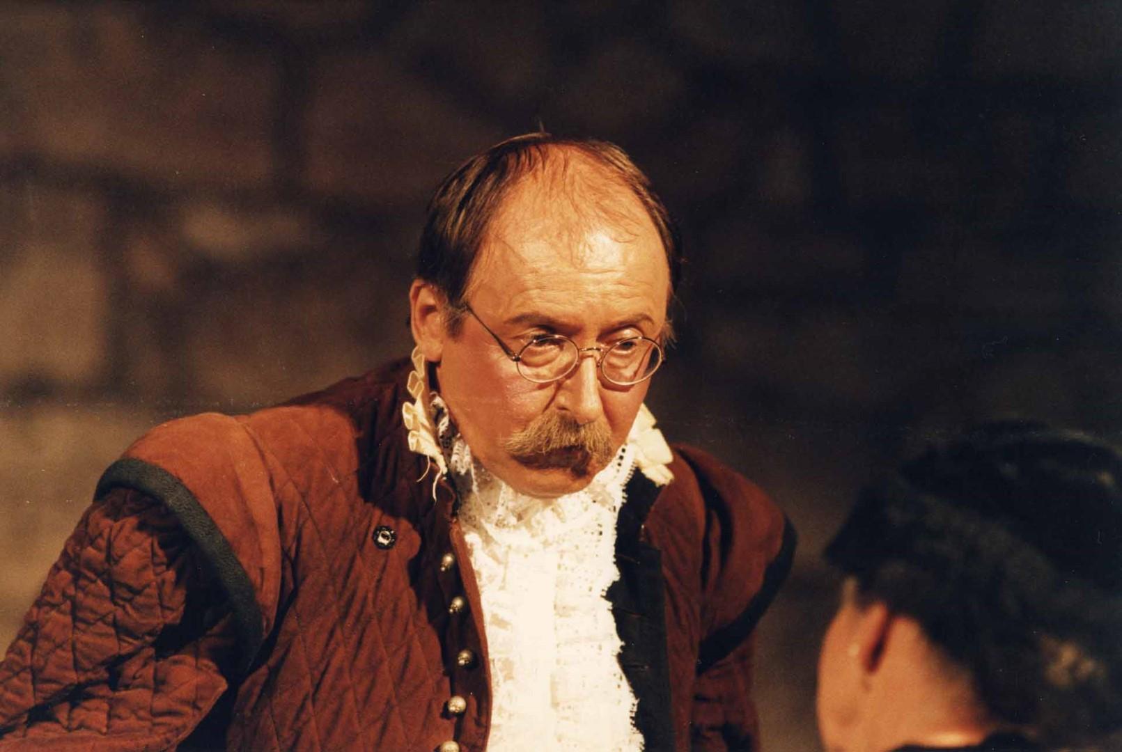 """1996: """"Der Hausvogt"""" in """"Jedermann"""""""