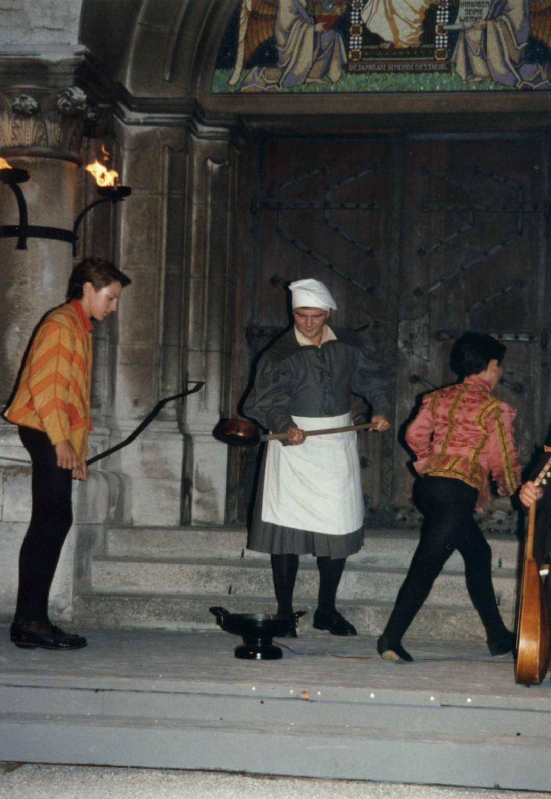"1992: ""Page"" in ""Jedermann"""