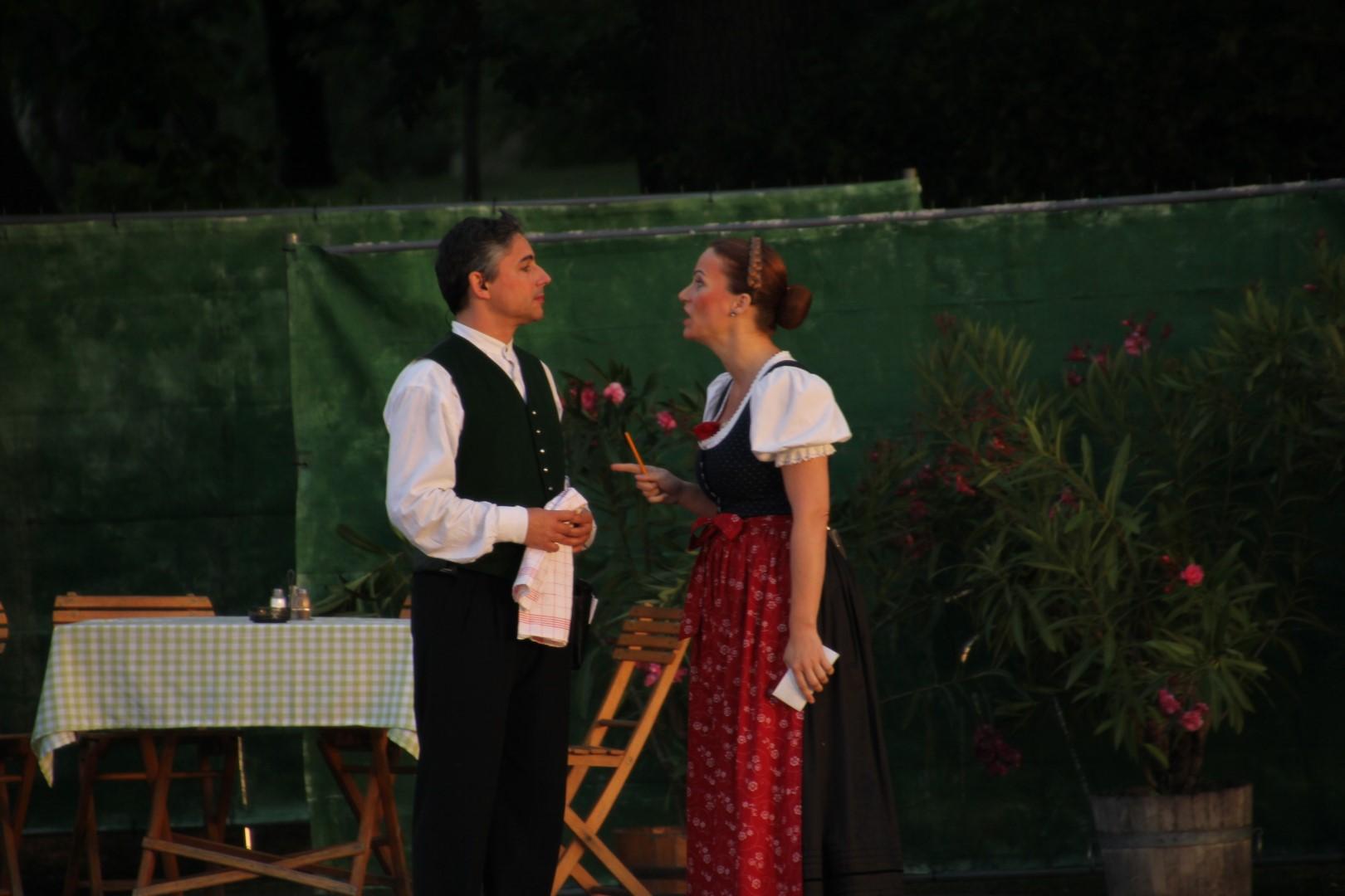 """2011: """"Leopold Brandmeyer"""" in """"Im weißen Rössl"""""""