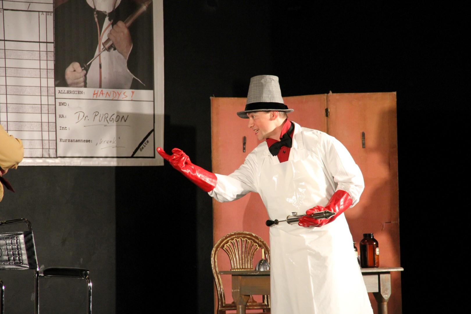 "2012: ""Monsieur Florant"" in ""Der eingebildete Kranke"""