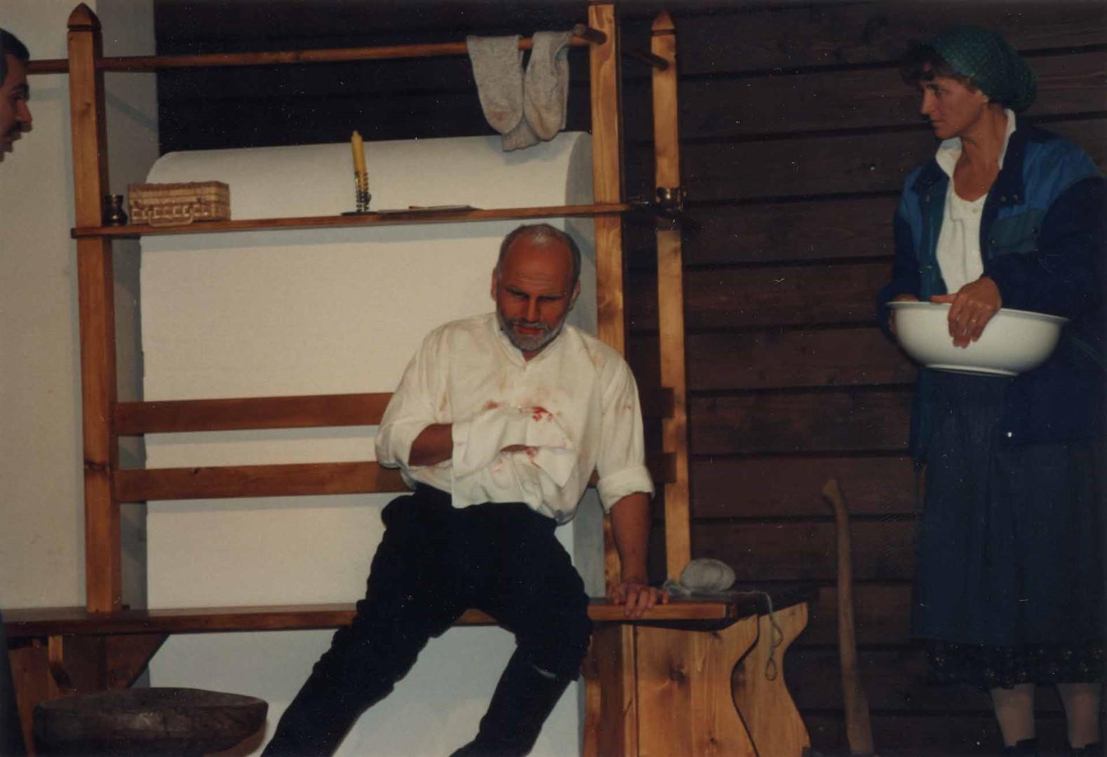"""1989: """"Der alte Grutz"""" in """"Erde"""""""