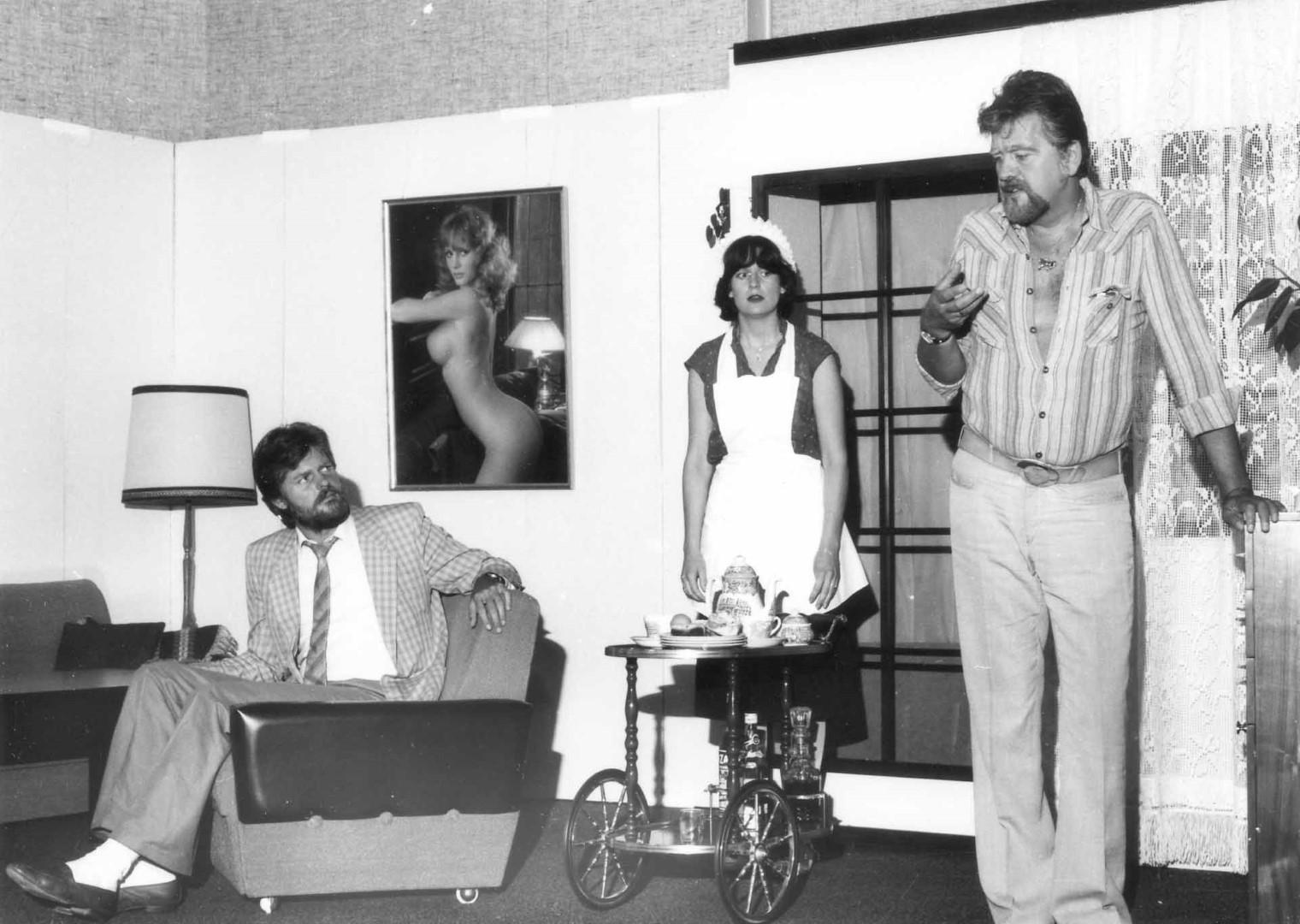 """1982: """"Wolfgang Fuchs"""" in """"Ein mörderischer Tag"""""""