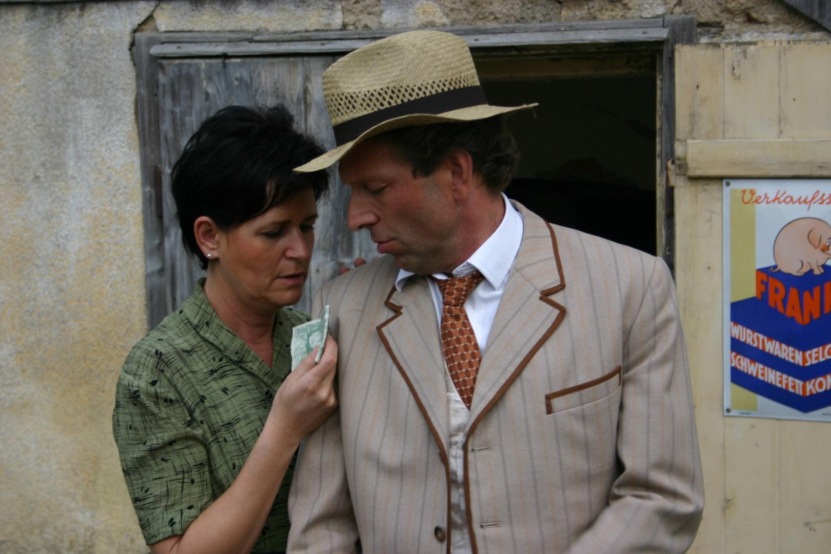 "2006: ""Valerie"" in ""Geschichten aus dem Wiener Wald"""