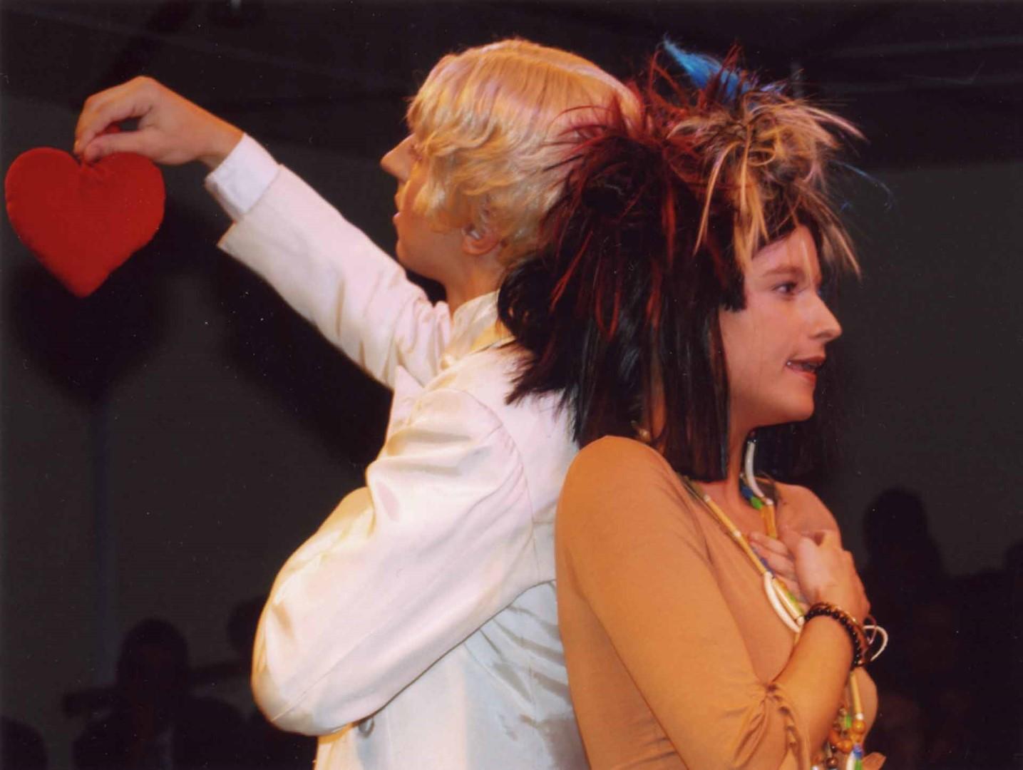 """2002: """"Atala"""" in """"Häuptling Abendwind"""""""