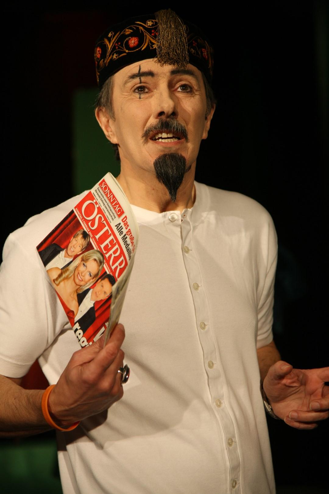 """2010: """"König Peter"""" in """"Leonce und Lena"""""""