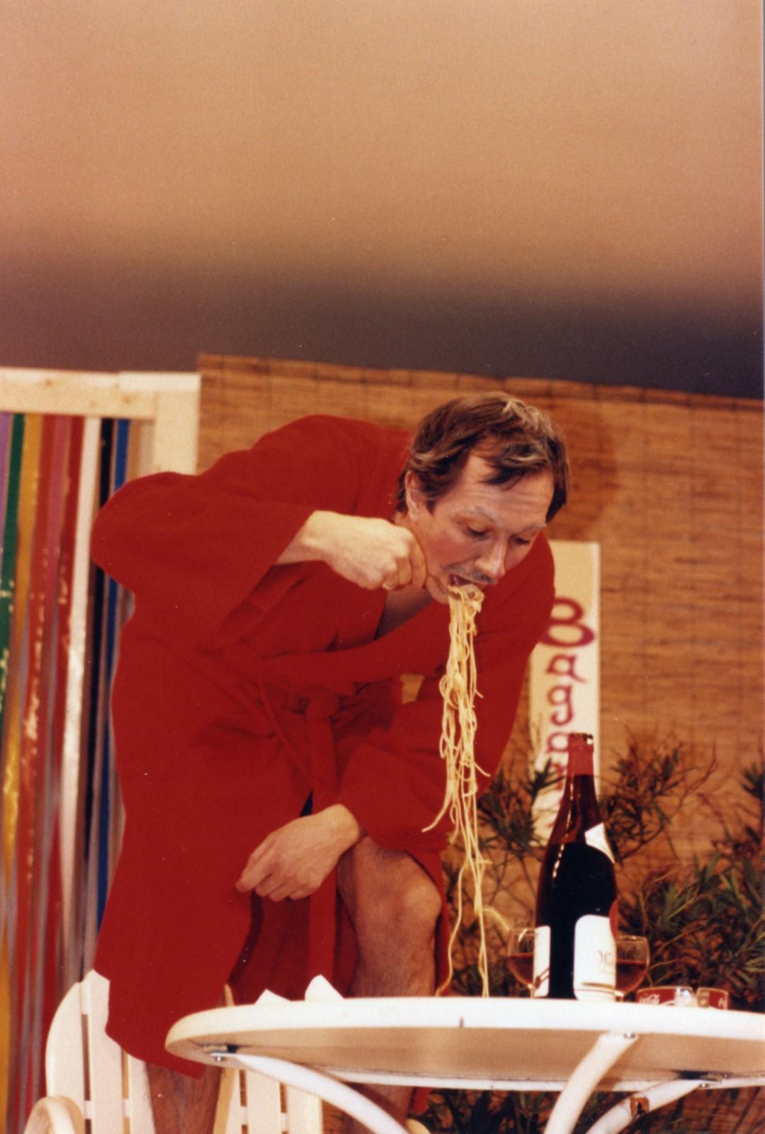 """1985: """"Vinzenz Zaunschirm"""" in """"Allerweil die Aufregungen"""""""