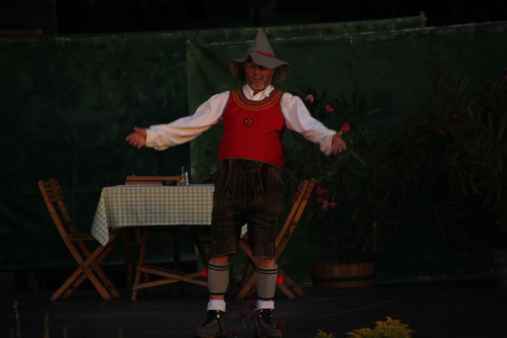 """2011: """"Wilhelm Giesecke"""" in """"Im weißen Rössl"""""""