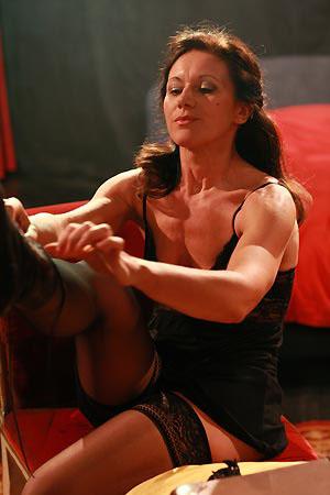 """2009: """"Die Schauspielerin"""" in """"Der Reigen"""""""
