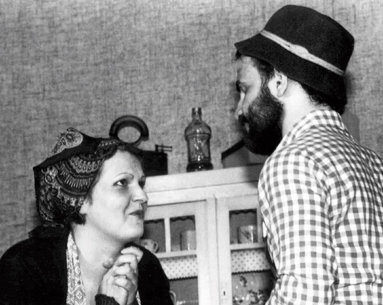 """1980: """"Lauri"""" in """"Die zwei Halbschönen"""""""