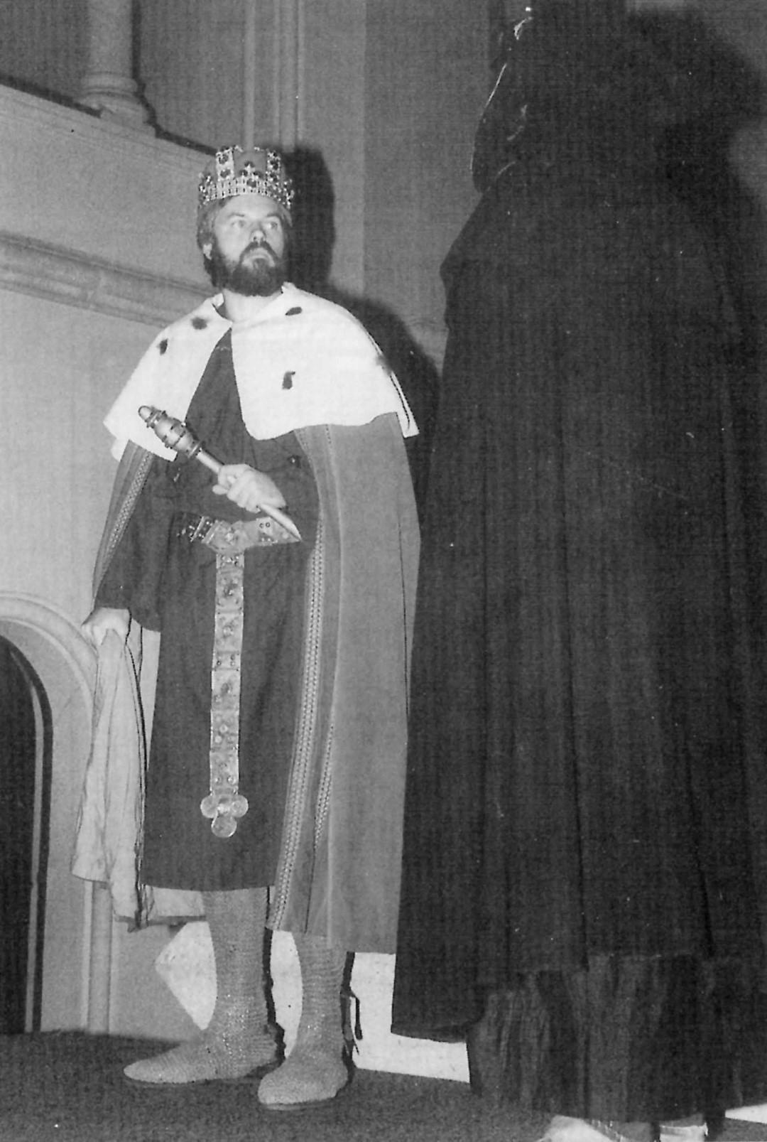 """1984: """"Herr Kaiser"""" in """"Totentanz"""""""