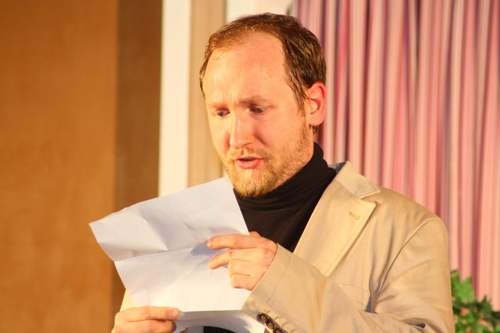 """2015: """"Tim Allgood"""" in """"Der nackte Wahnsinn"""""""