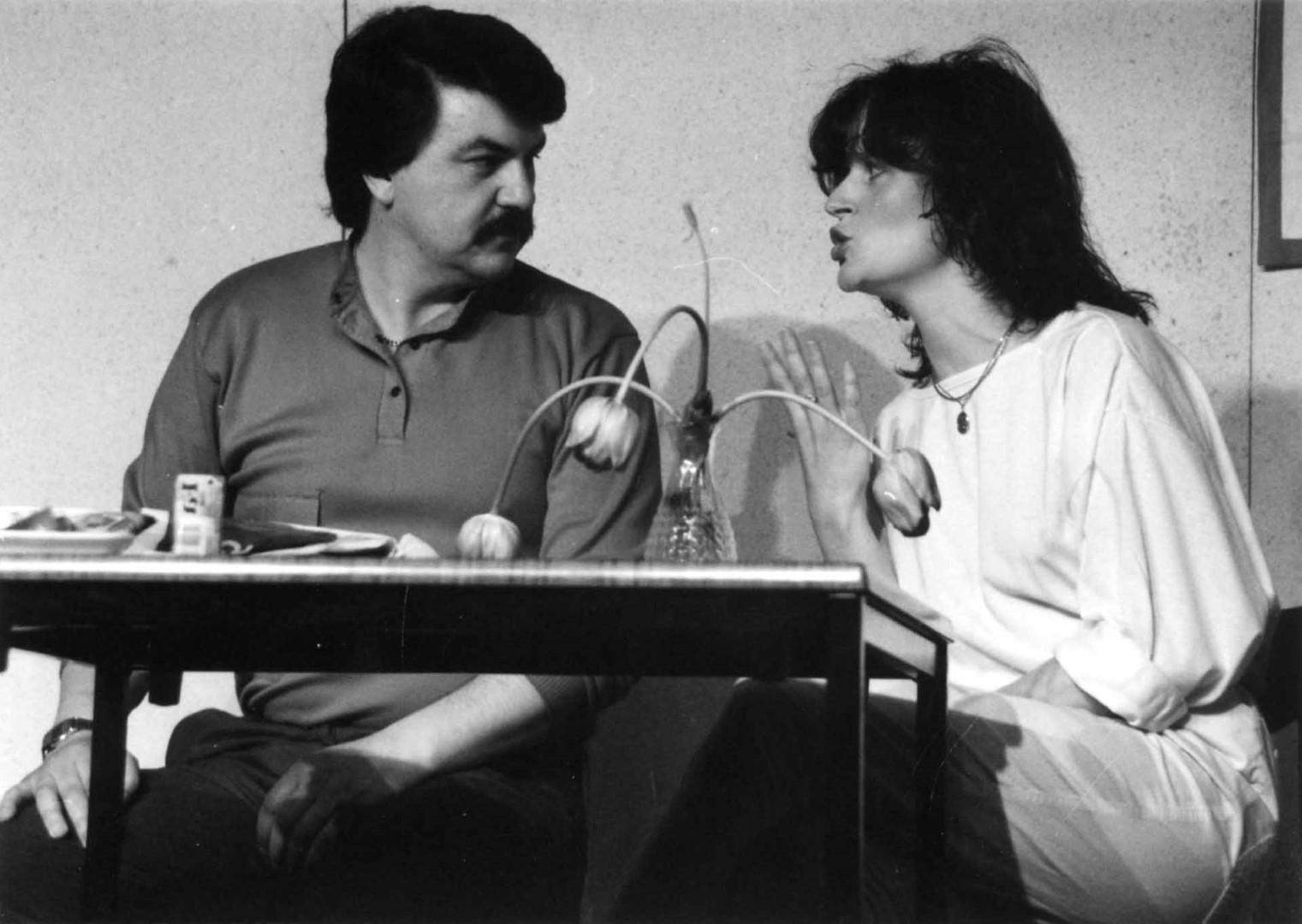 """1985: """"Susi"""" in """"Die Leiche im Kühlschrank"""""""