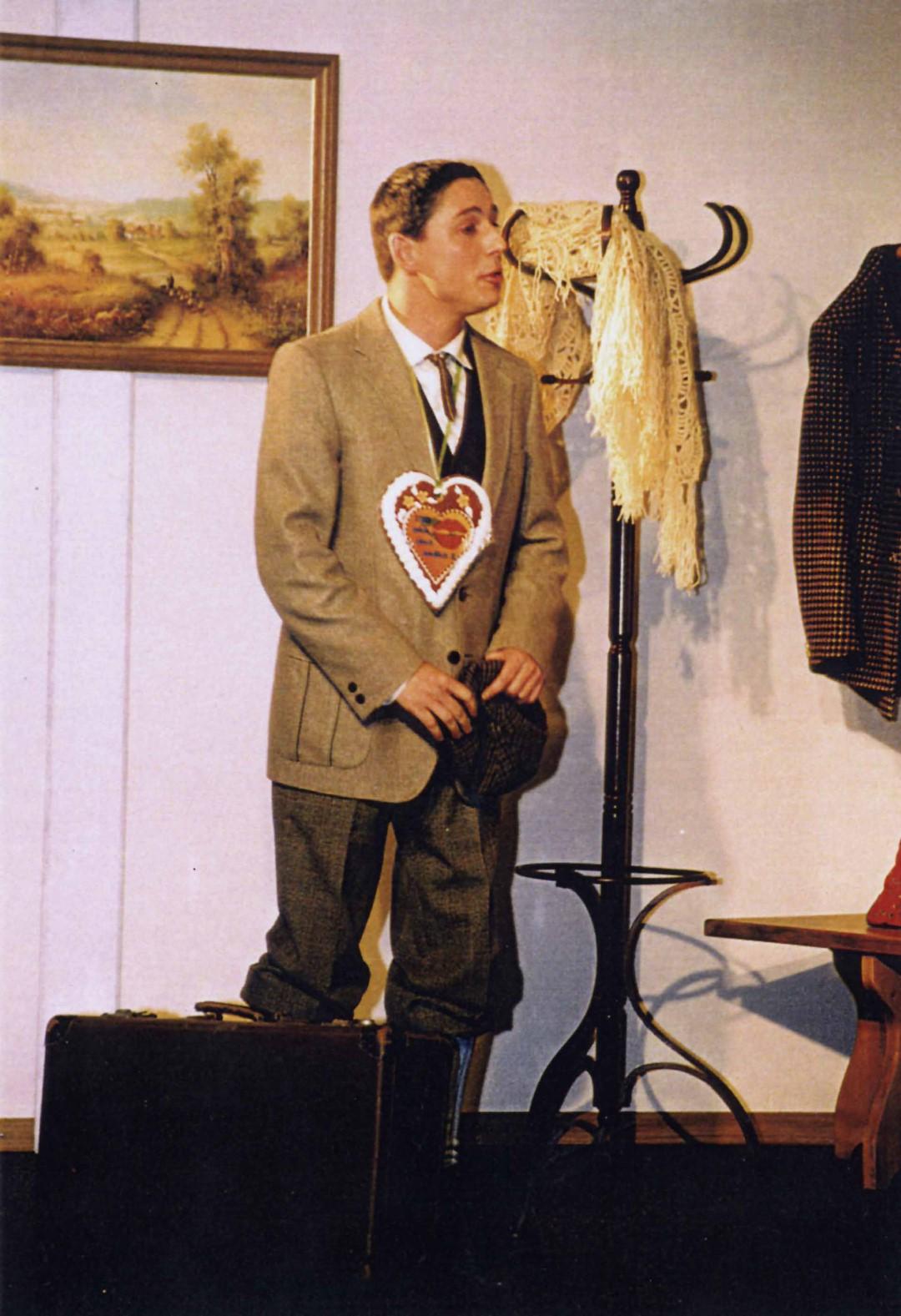 """1999: """"Jakob"""" in """"Die 3 Dorfheiligen"""""""