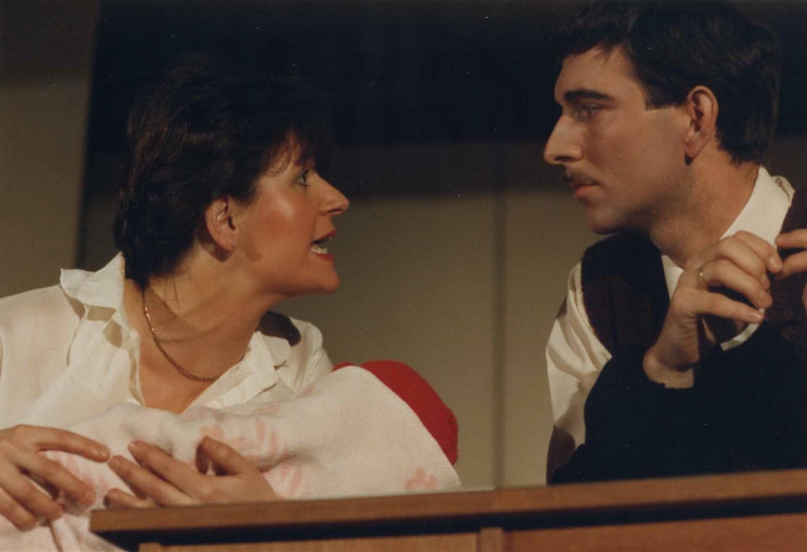 """1986: """"Emilie Sedlak"""" in """"Die geputzten Schuhe"""""""