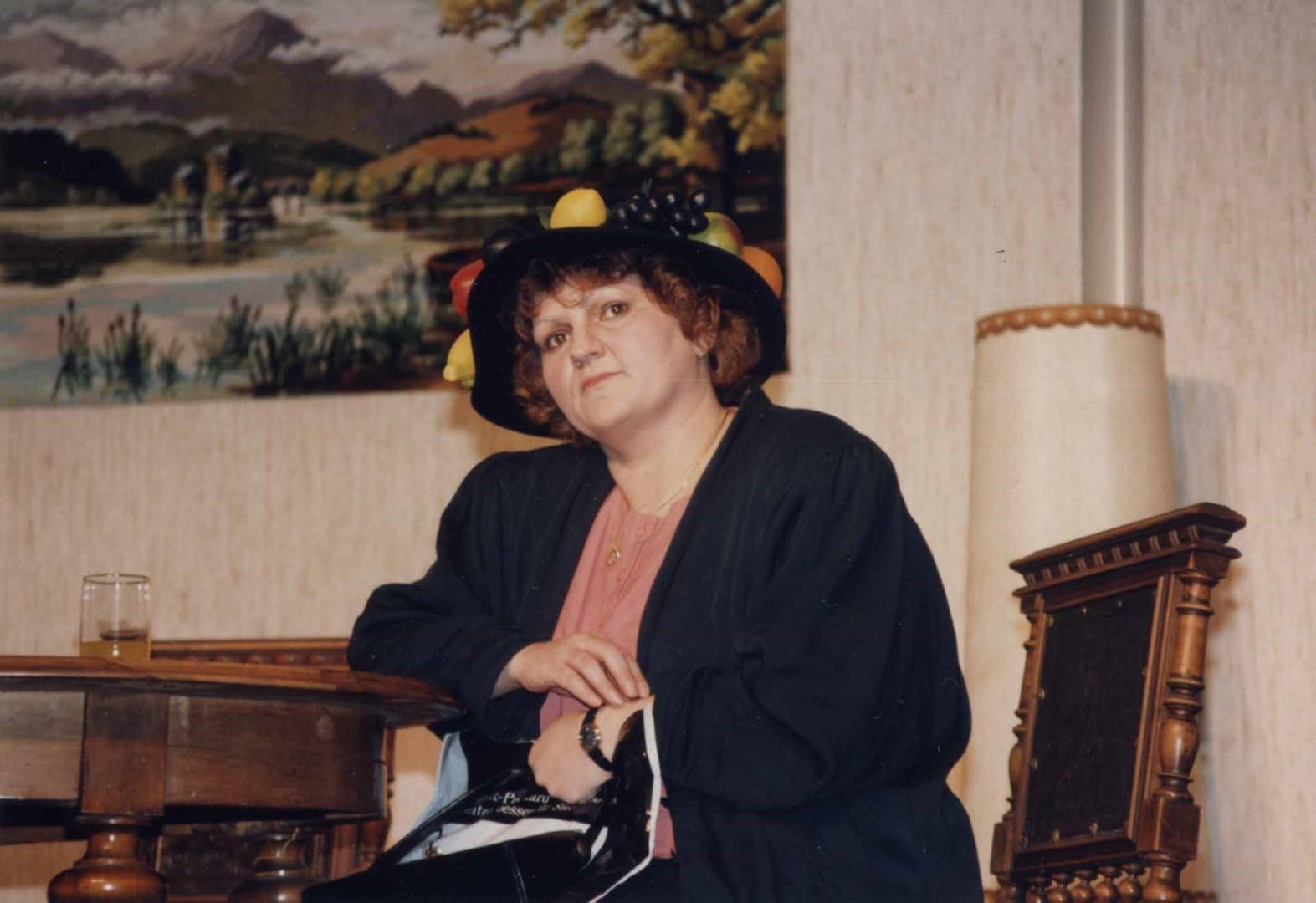 """1991: """"Kamilla"""" in """"Der irre Theodor"""""""