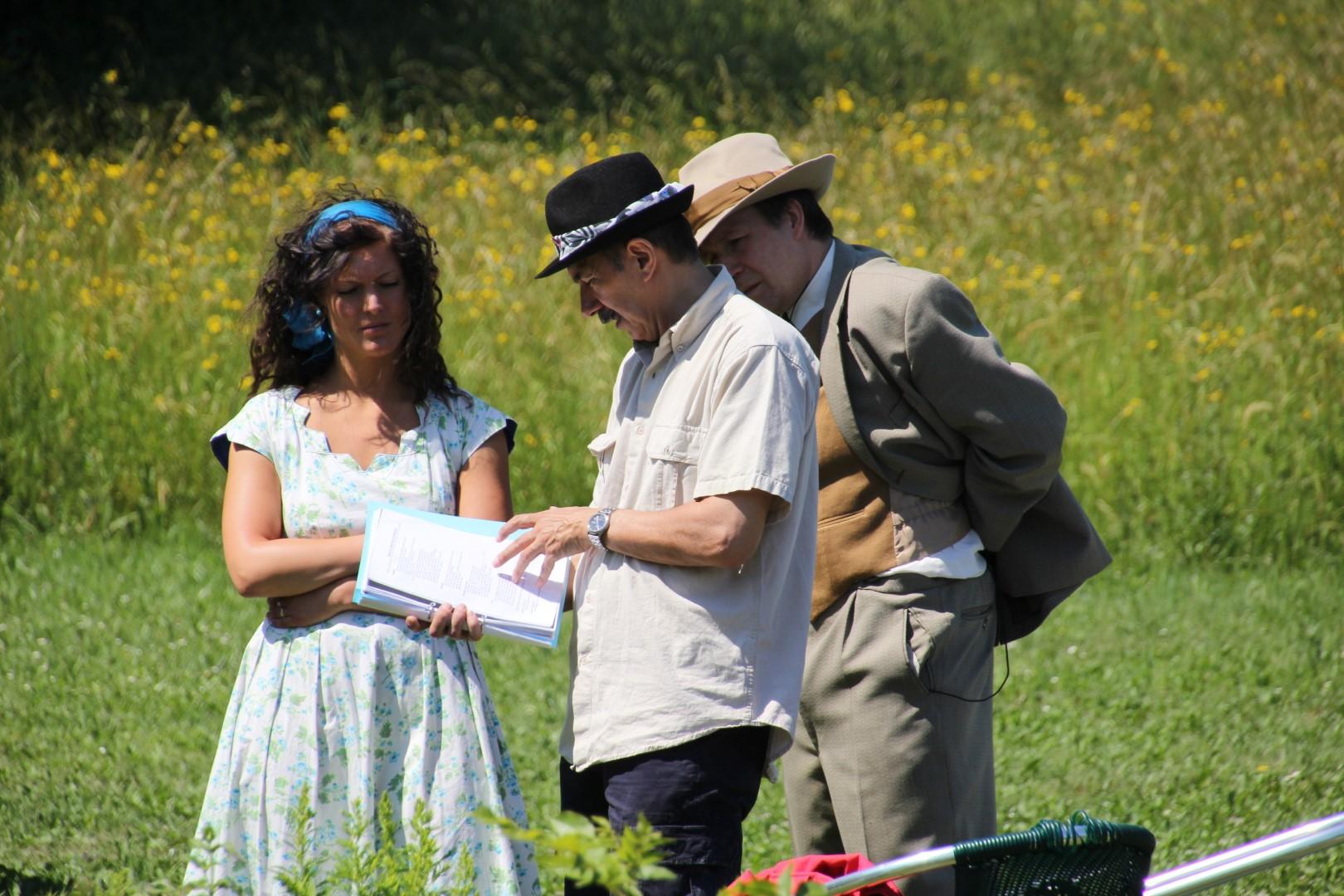 """2011: Regie bei """"Im weißen Rössl"""""""