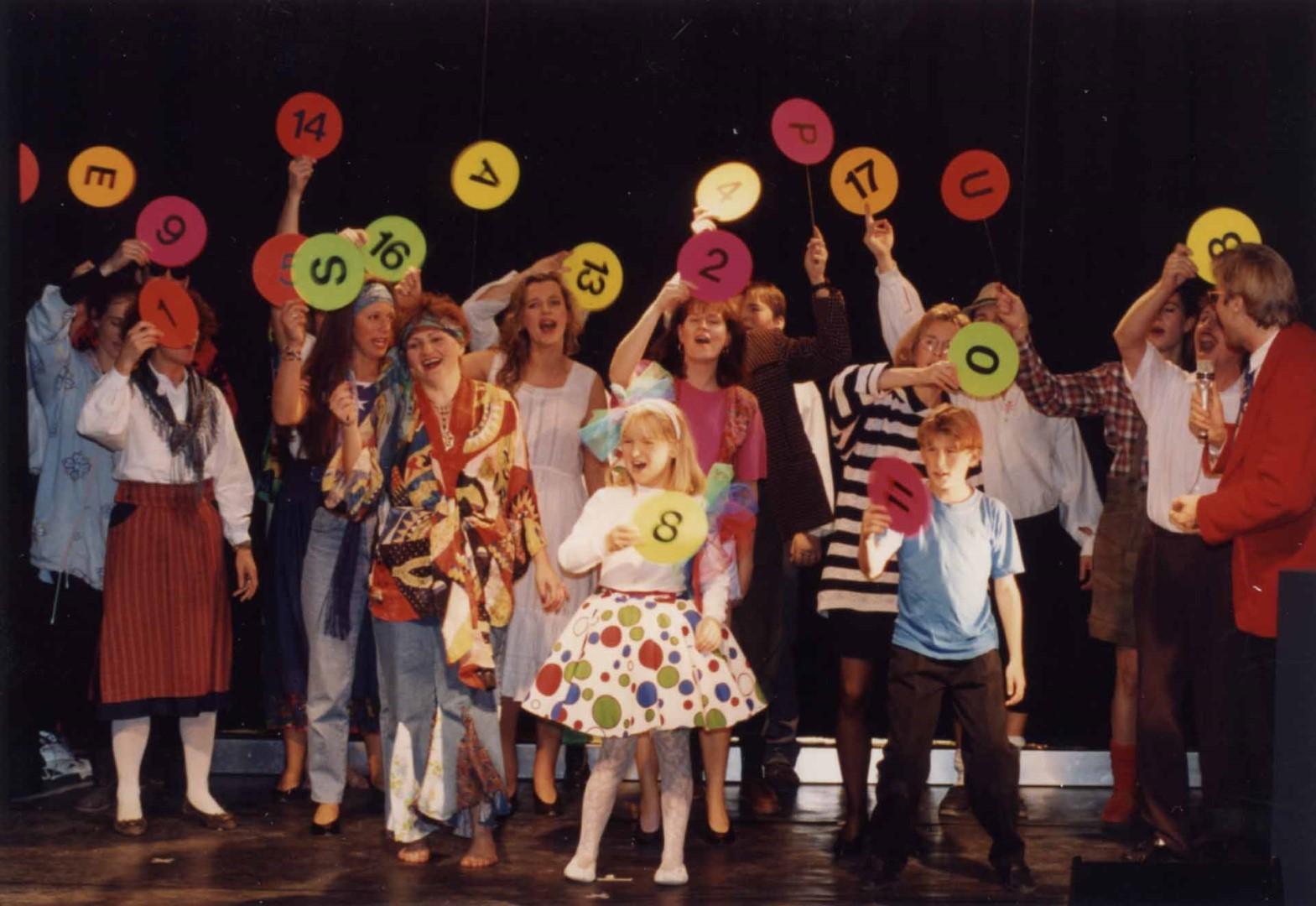 """1993: """"Confetti"""""""
