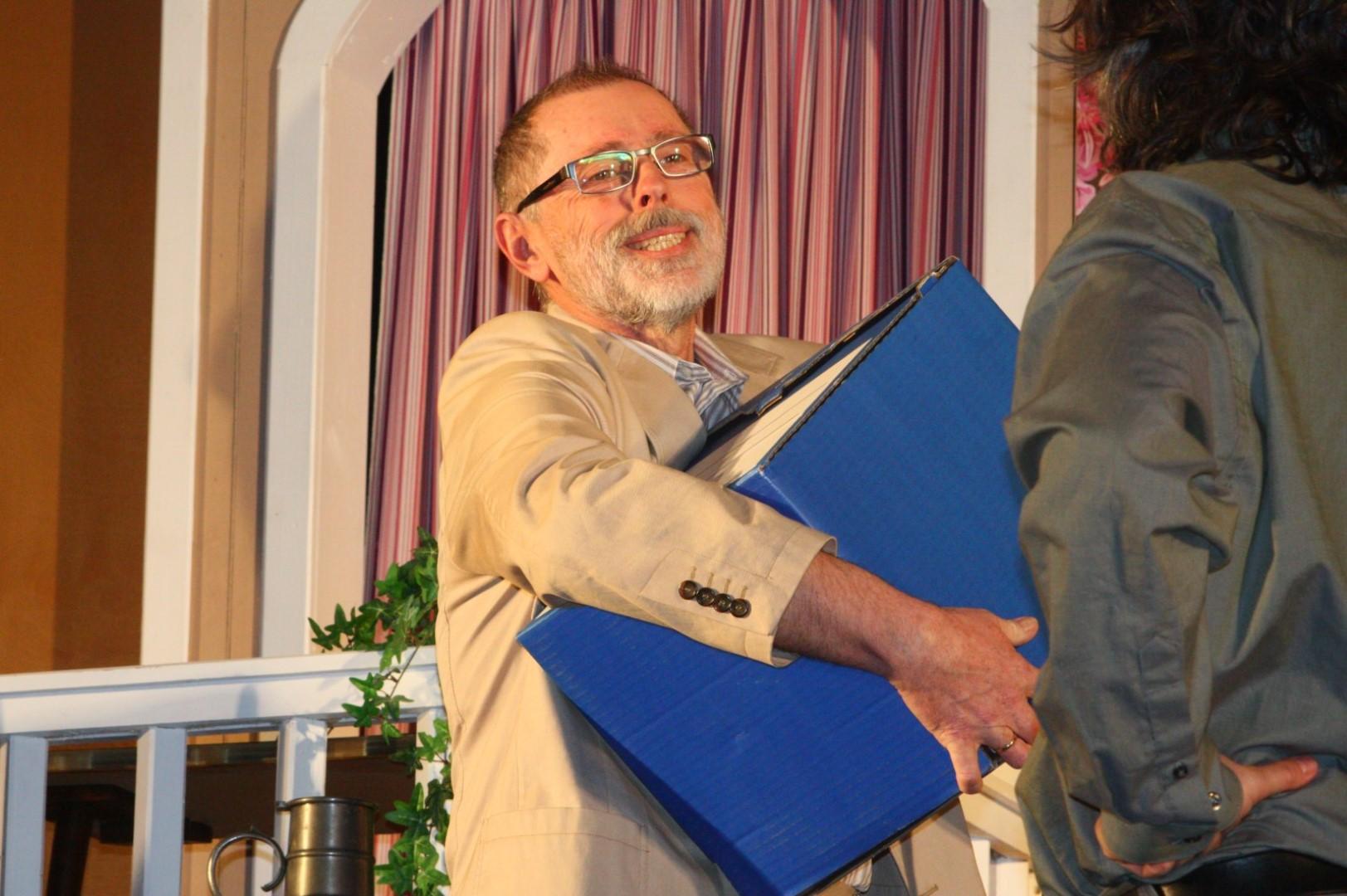 "2015: ""Frederick Fellows"" in ""Der nackte Wahnsinn"""