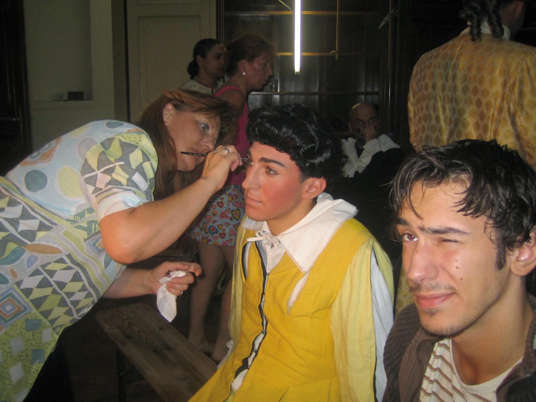 """2005: Maske bei """"Volpone"""""""