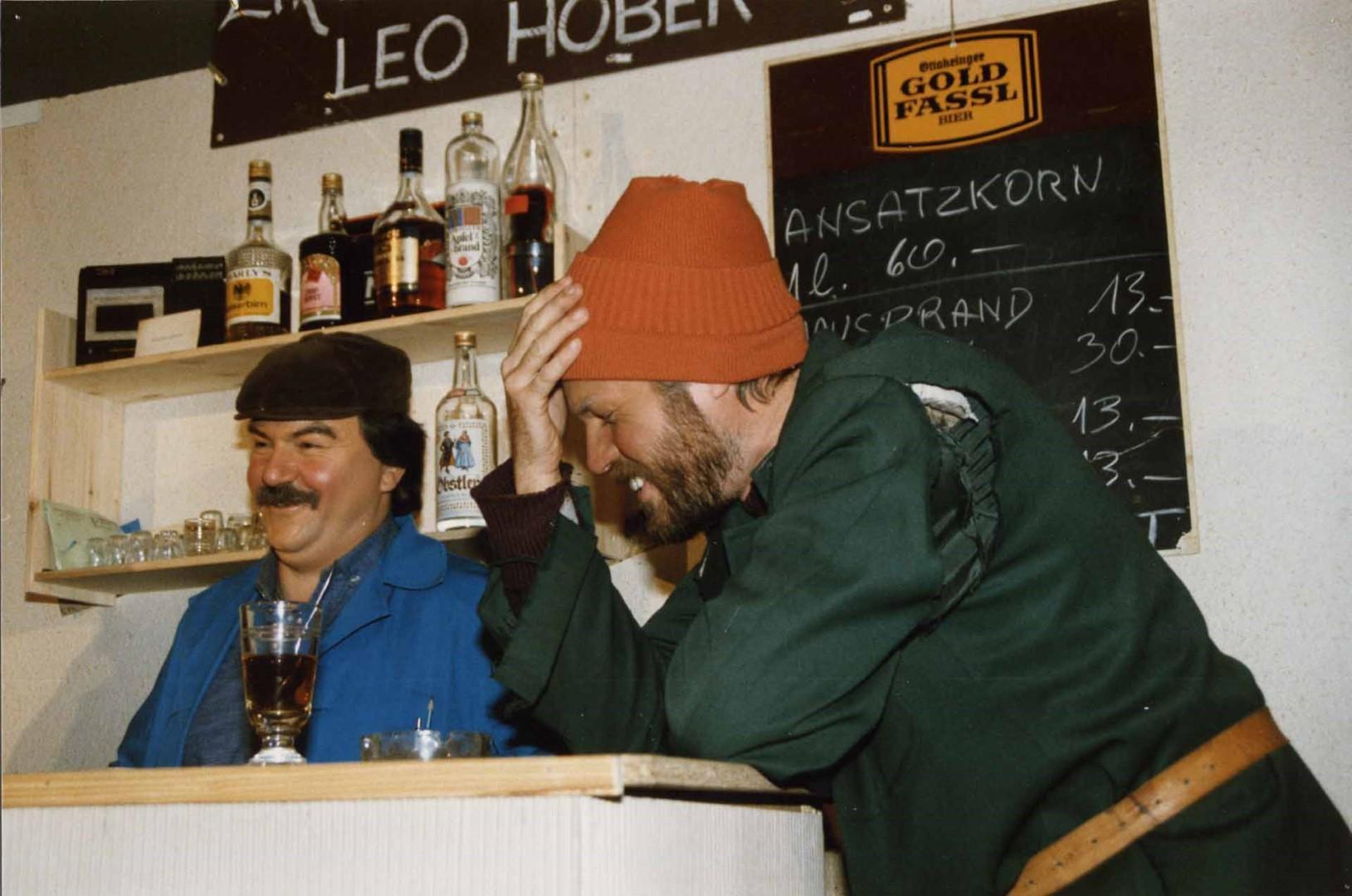 """1986: """"Doktor Schatz"""" in """"Die geputzten Schuhe"""""""