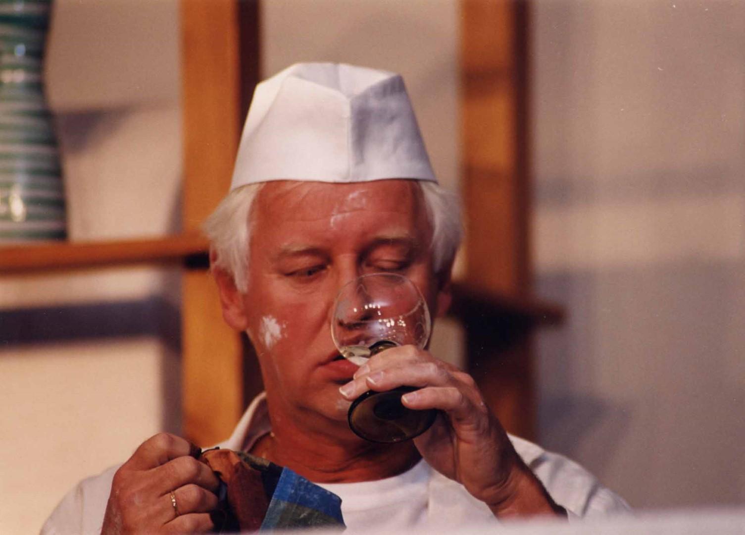 """1999: """"Peter Söllbeck"""" in """"Die 3 Dorfheiligen"""""""