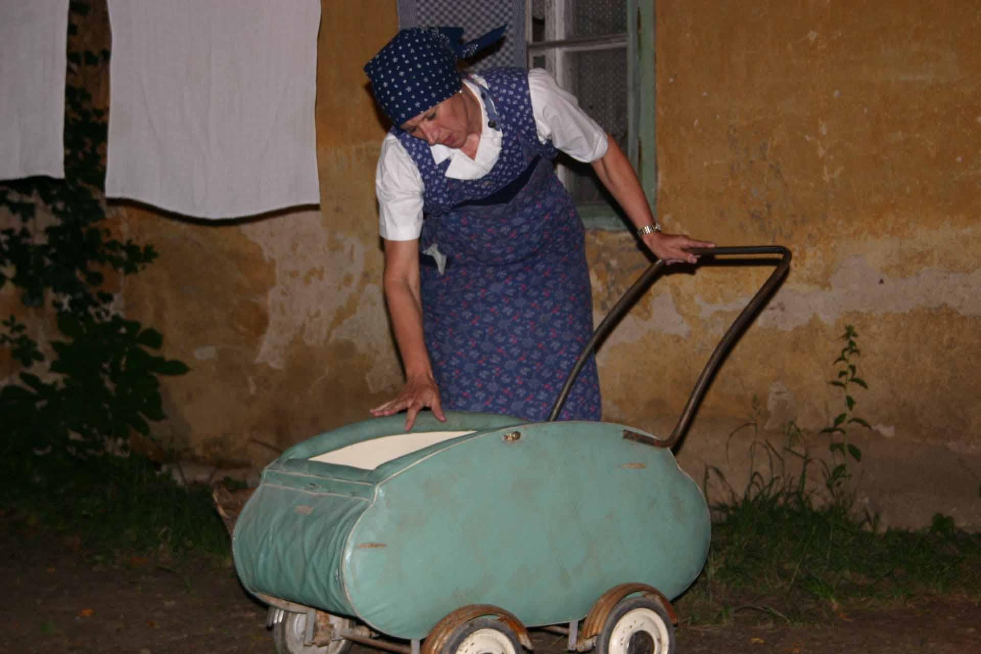 """2006: """"Mutter"""" in """"Geschichten aus dem Wiener Wald"""""""
