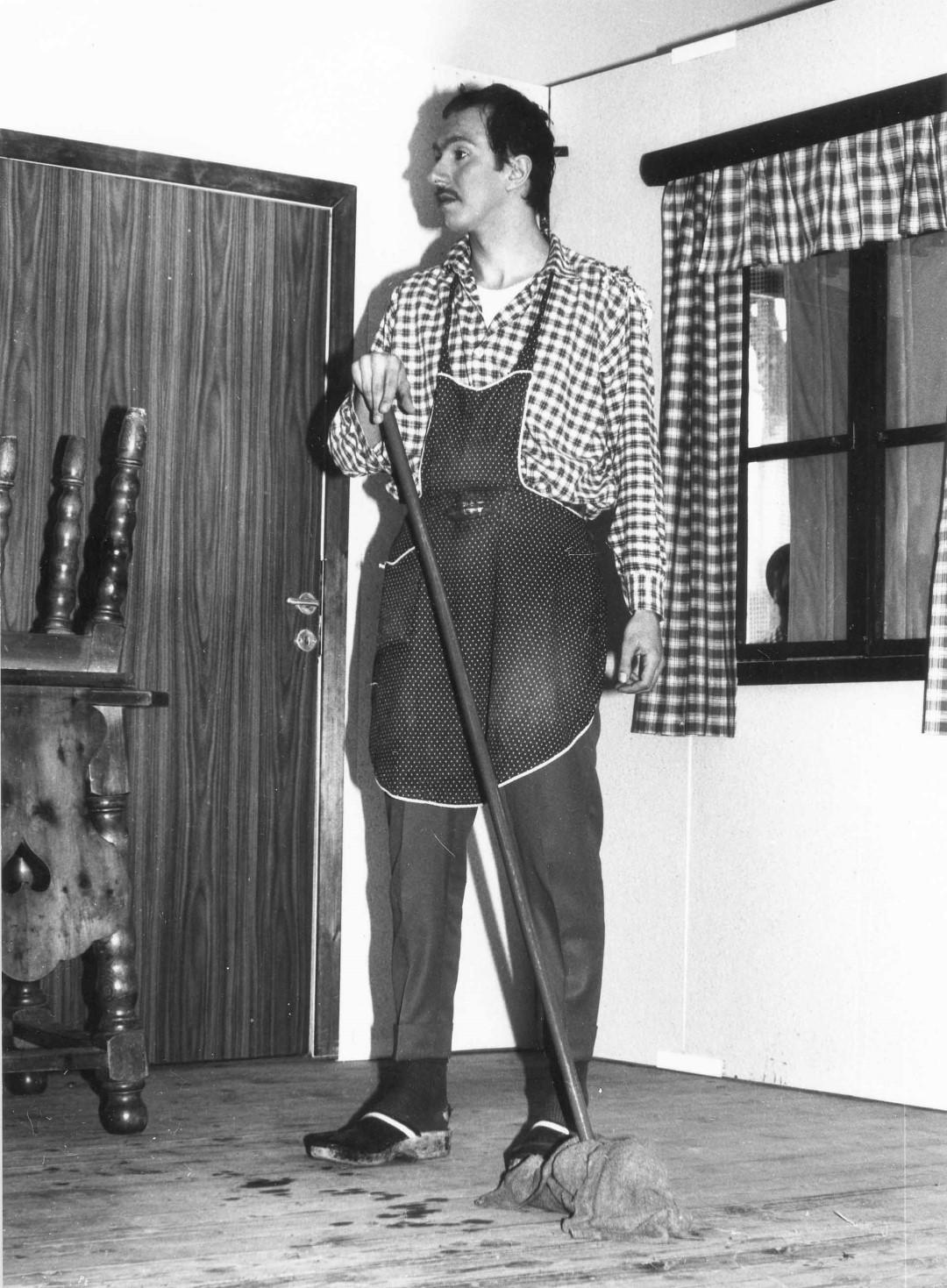 """1983: """"Titus Halb"""" in """"Die zwei Halbschönen"""""""