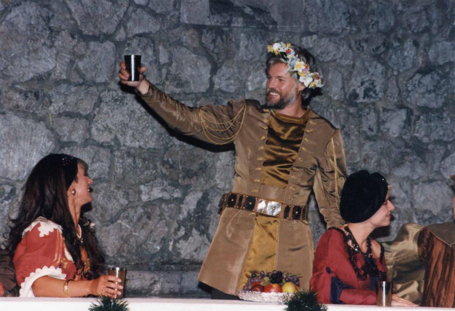 """1992: """"Jedermann"""" in """"Jedermann"""""""