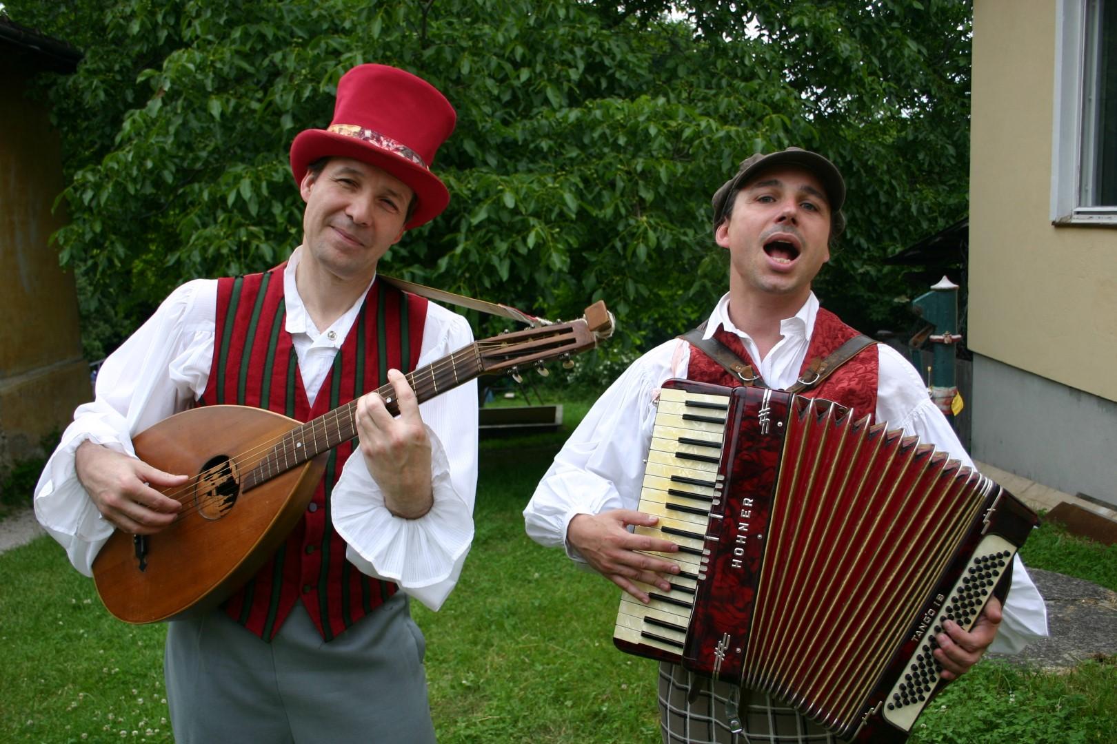 "2006: ""Gaukler"" in ""Geschichten aus dem Wiener Wald"""