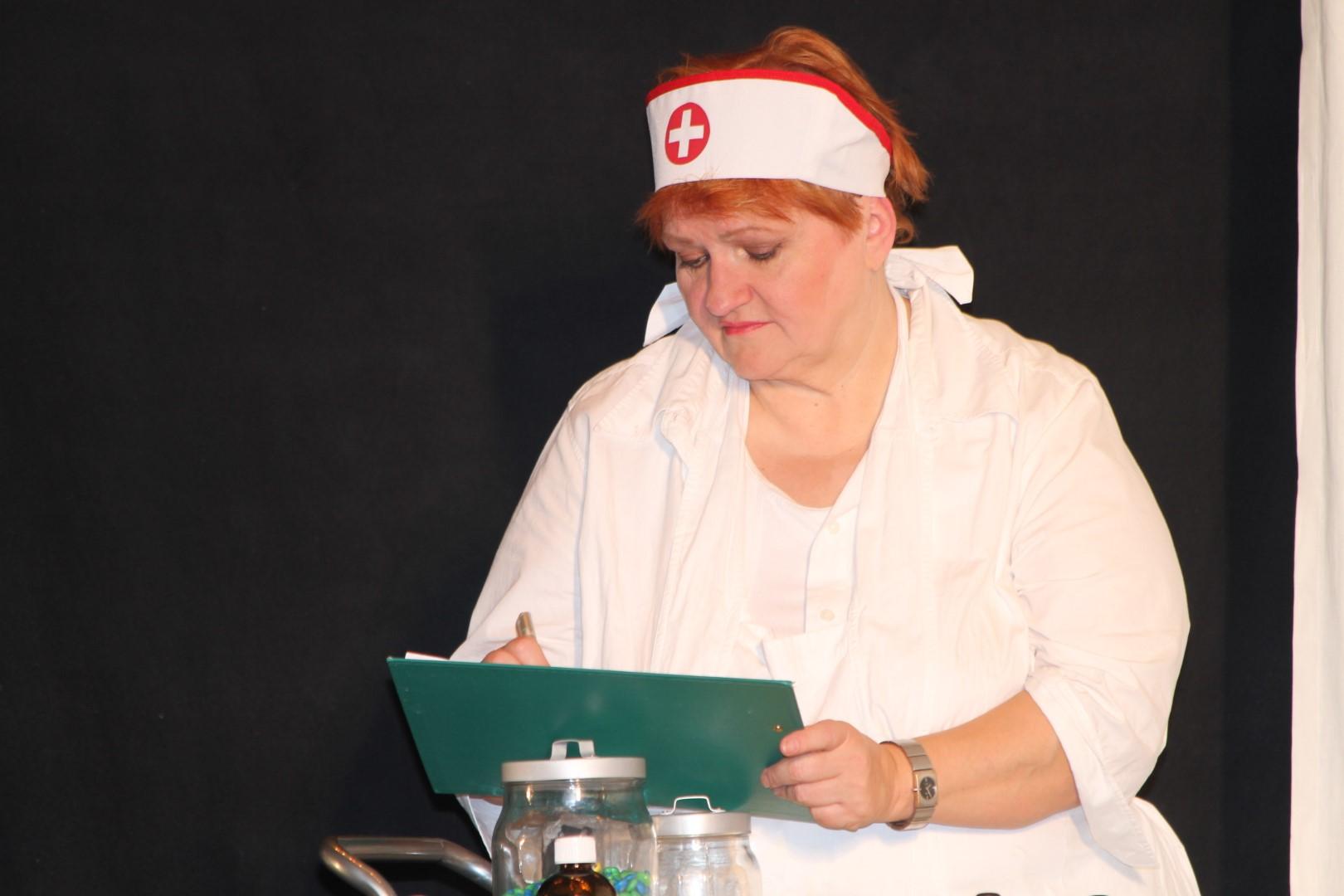 """2013: """"Helma"""" in """"Der eingebildete Kranke"""""""