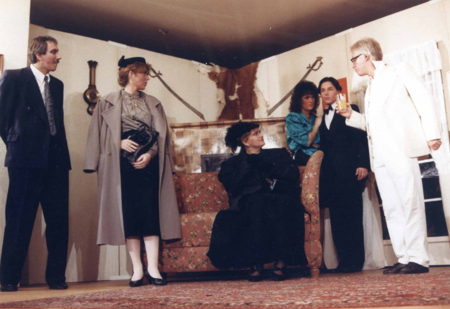 "1989: ""Adelheid"" in ""Der Meisterboxer"""