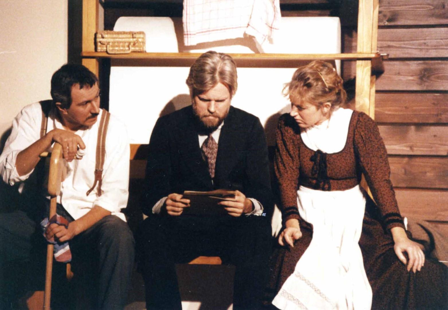 """1989: """"Der Arzt"""" in """"Erde"""""""