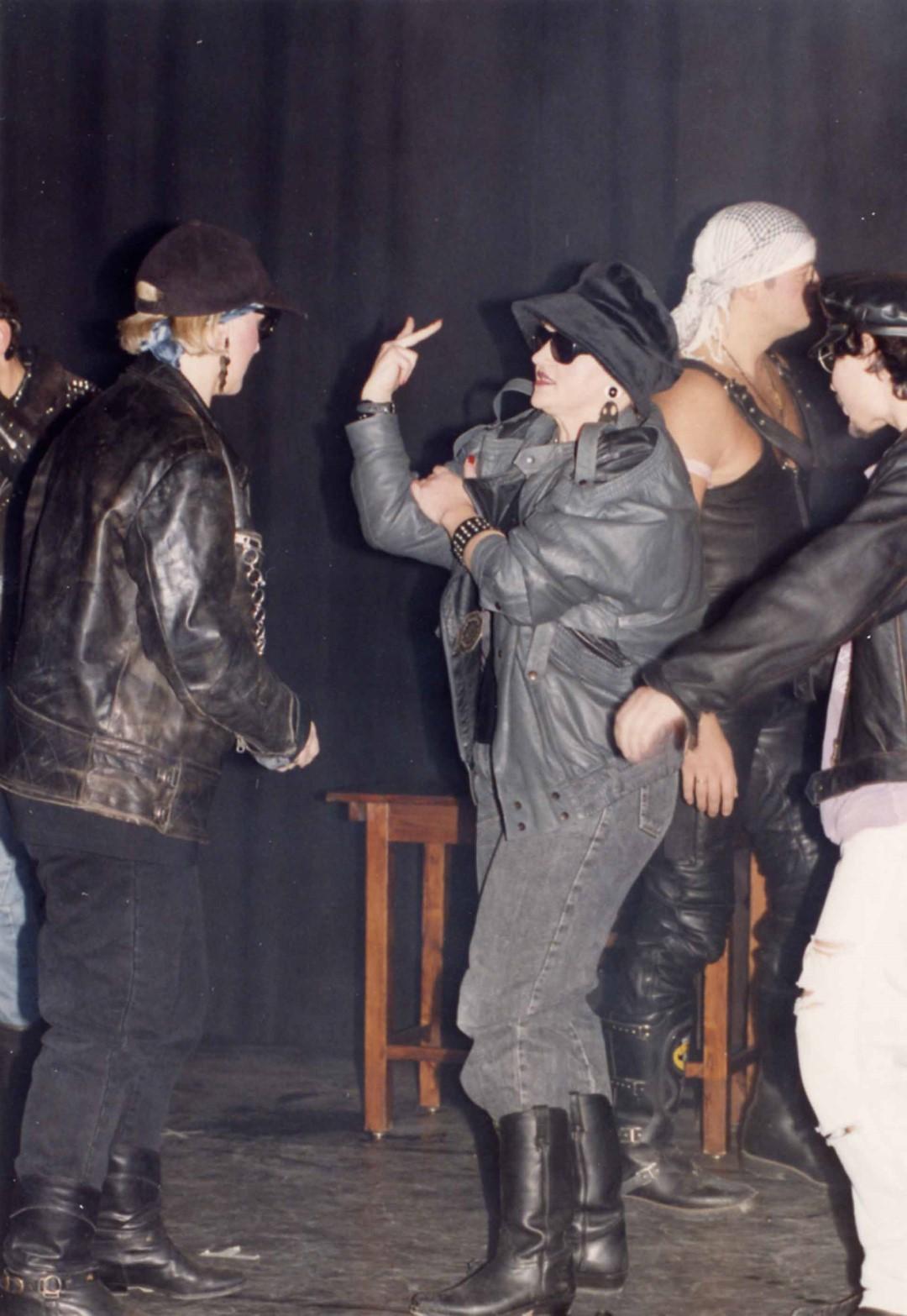 """1993: """"Hymne auf die Stille"""" bei """"Confetti"""""""