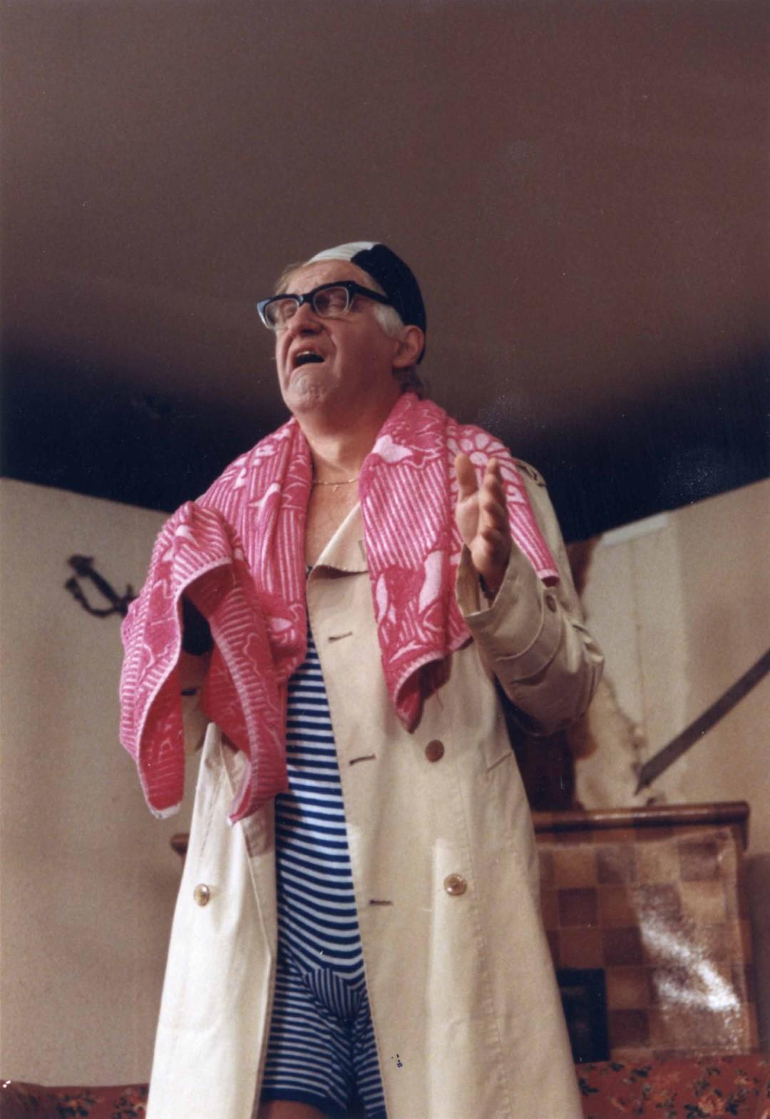 "1989: ""Tobias Wipplinger"" in ""Der Meisterboxer"""
