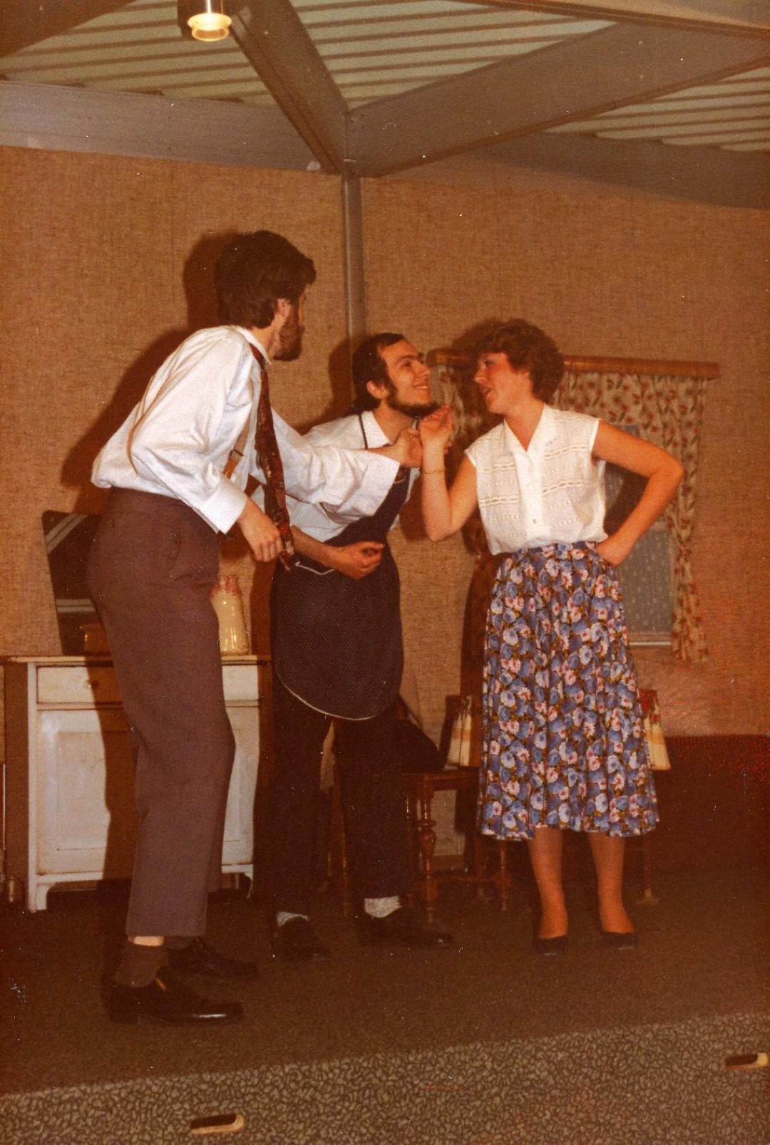 """1980: """"Luderude"""" in """"Die zwei Halbschönen"""""""