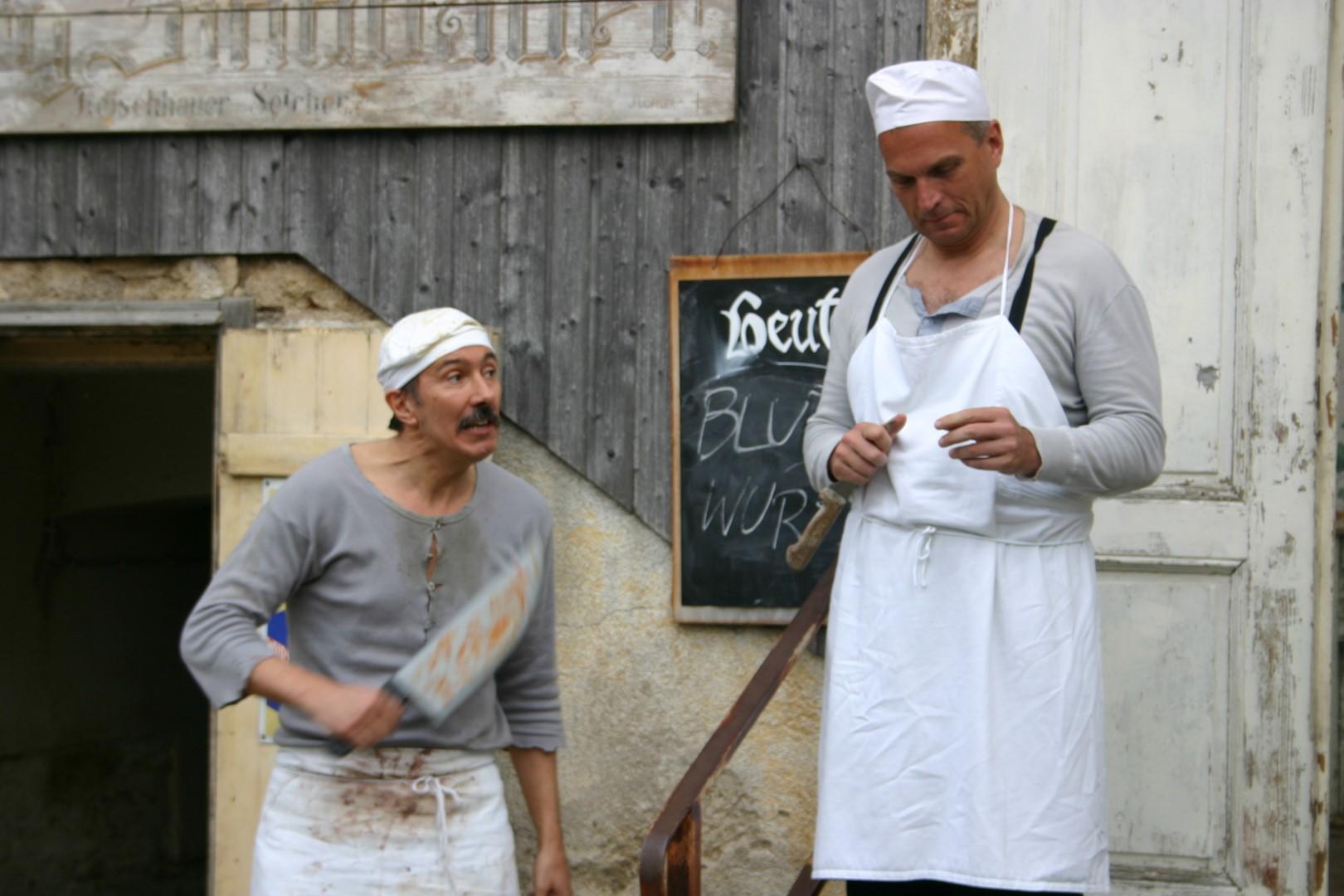 """2006: """"Havlitschek"""" in """"Geschichten aus dem Wiener Wald"""""""