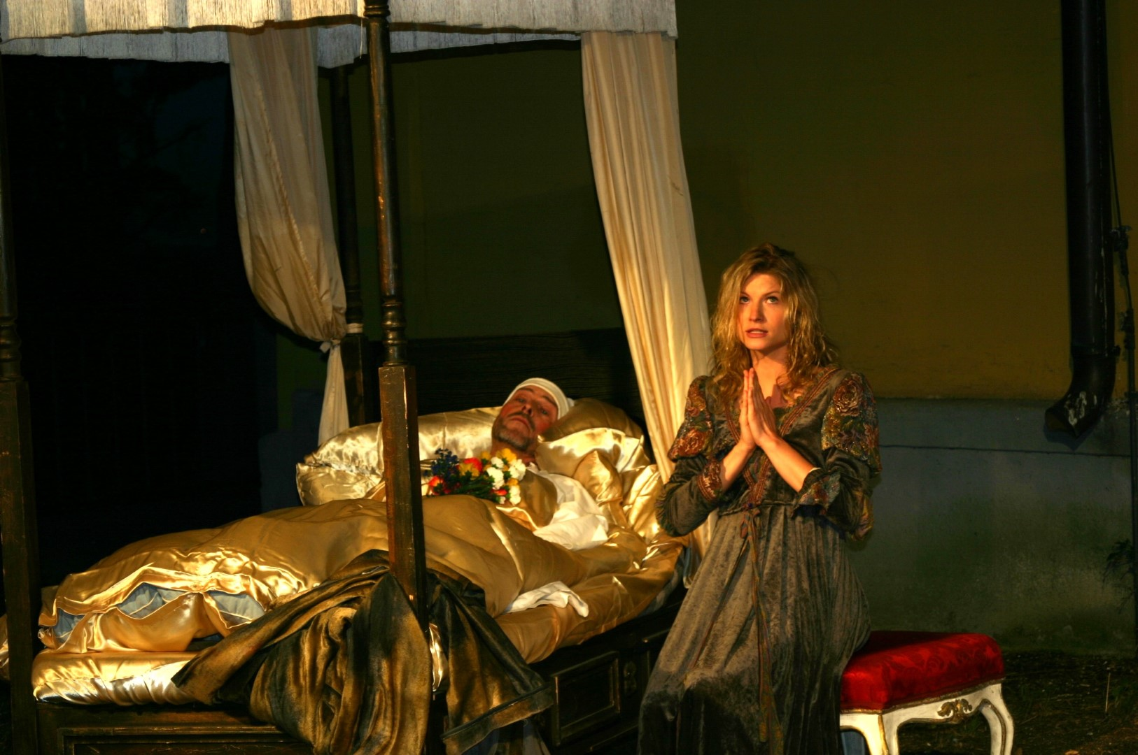"2005: ""Colomba"" in ""Volpone"""