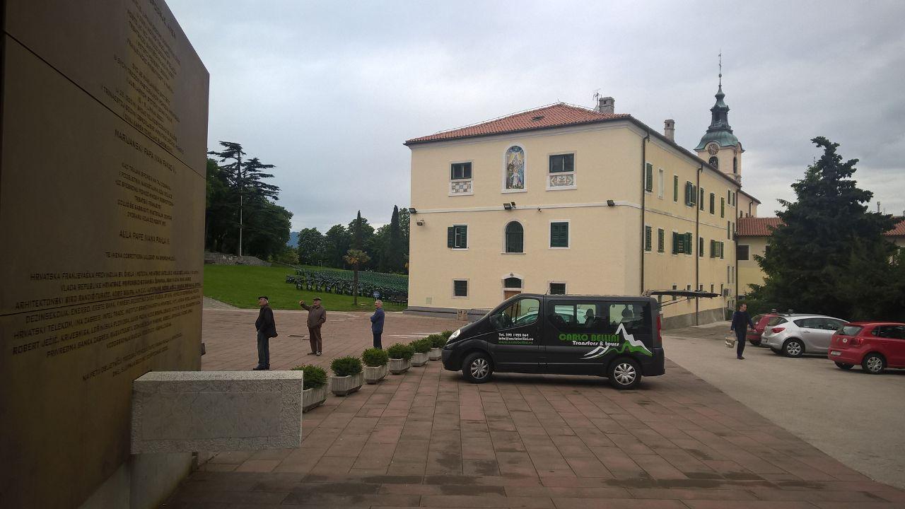 Santuario Tersatto Croazia