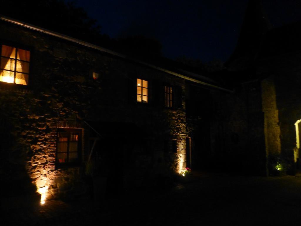 Nacht auf Burg Willhemstein
