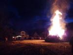 Der Funken brennt