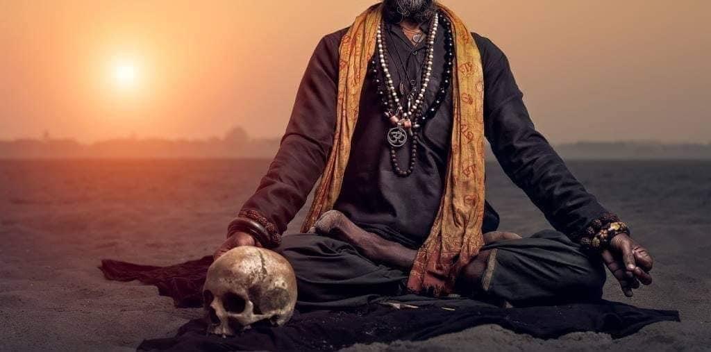 """Le Méditant """"abandonné"""" à sa Méditation"""