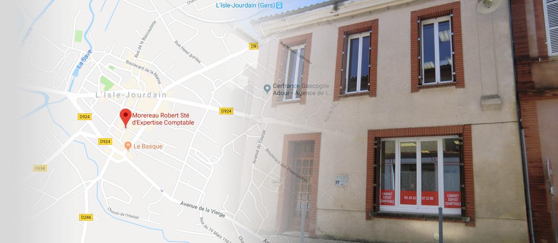Bureau de L'Isle-Jourdain