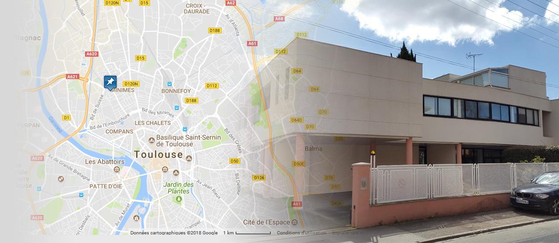 Bureau de Toulouse