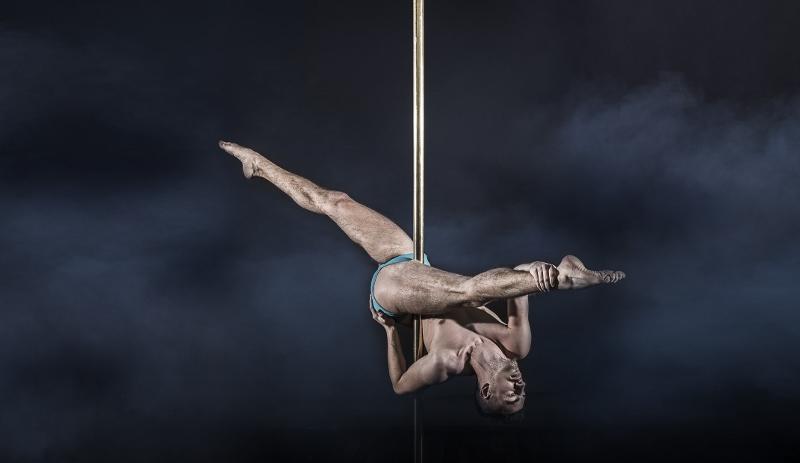 Flexibilität - Pole Dance