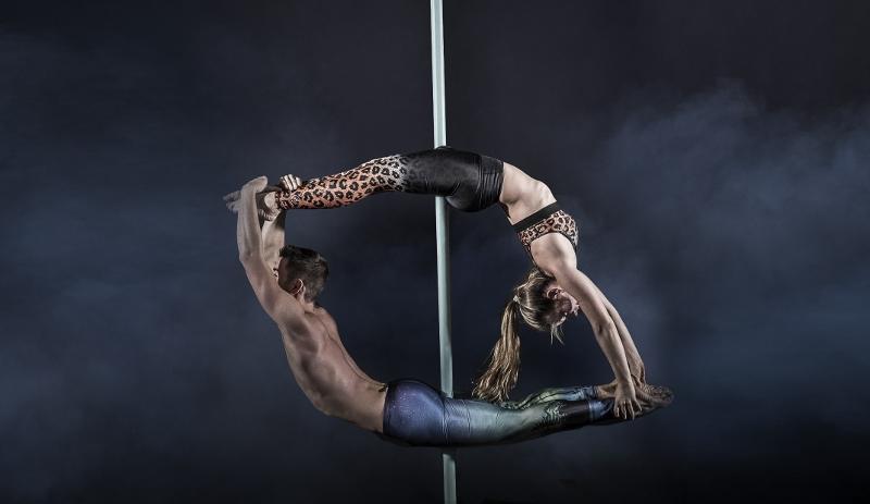 Akrobatik - Pole Dance