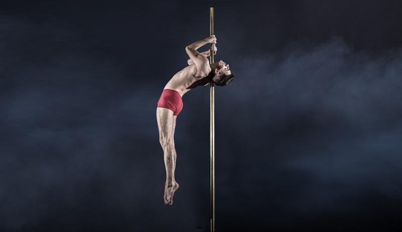 Wettkampf - Pole Dance