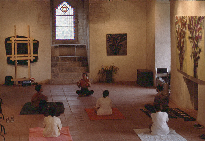 Yoga und Theater Workshop