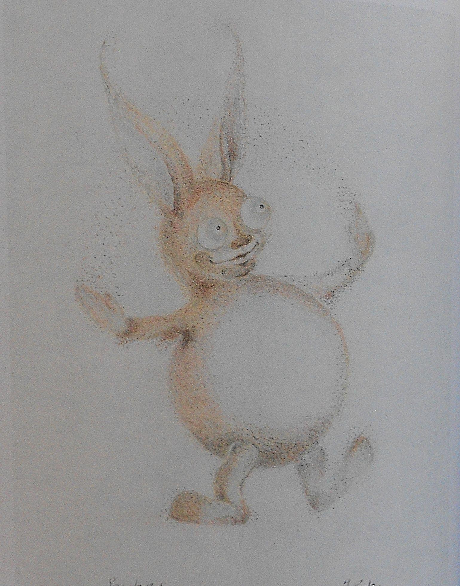 Sandgoblin aus Findhorn